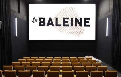 Cinema La Baleine à Marseille