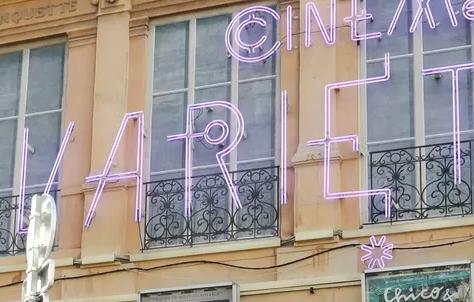 Cinéma Les Variétés Marseille