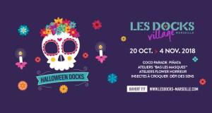 Halloween aux Docks Village