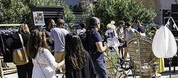 Marché Éphémère du quartier Saint Victor à Marseille