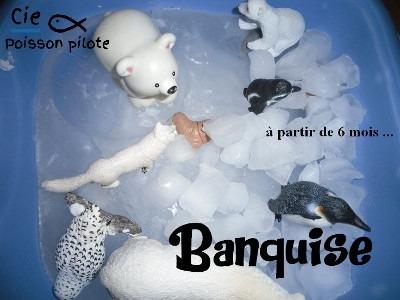 Banquise, spectacle tout-petits à Marseille