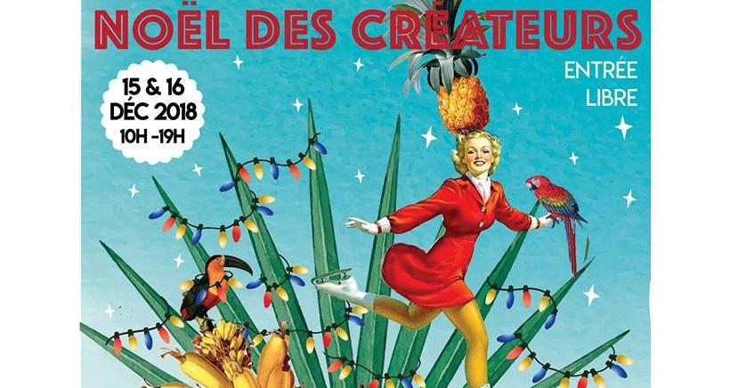 Marché de Noël des créateurs au Tripostal à Marseille