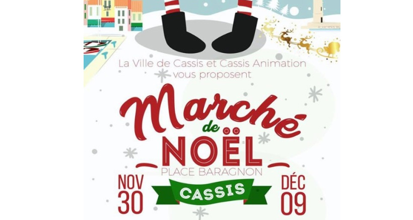 Festivités de Noël à Cassis