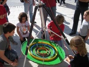 Biennale du cirque 35 jeux interactifs