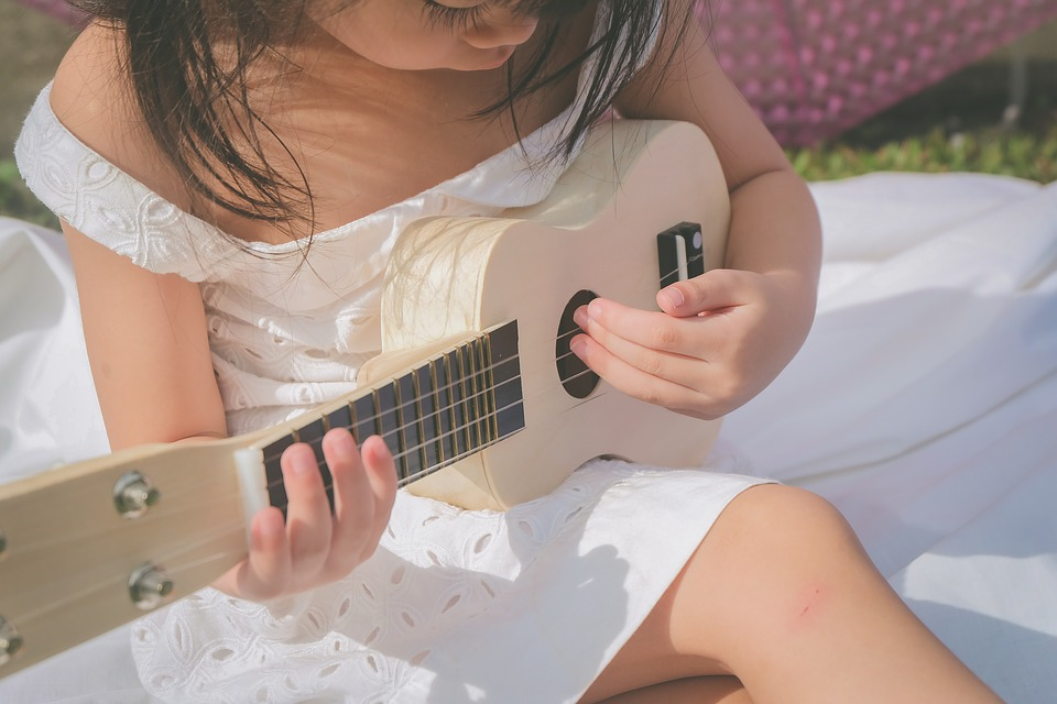 Eveil musical pour les 0-5 ans au Poisson Lune