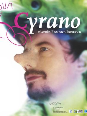 Cyrano spectacle enfant Badaboum Théâtre