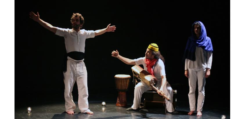 Spectacle au Badaboum Théâtre