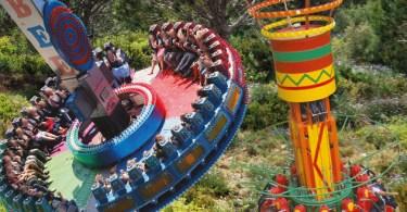Family dau Magic Park Land