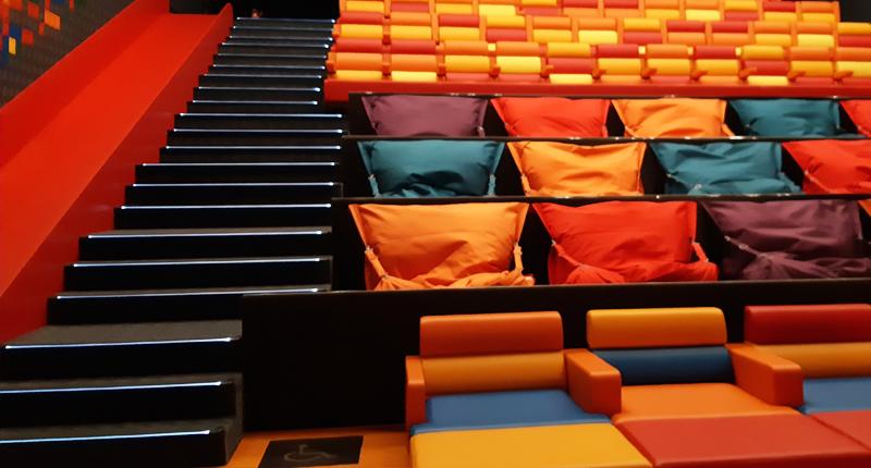 Cinema Joliette, salle Kids