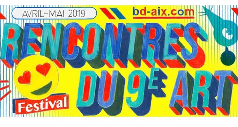 Festival BD Aix en Provence