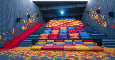 Nouveau cinéma cinéma EuropaCorp La Joliette