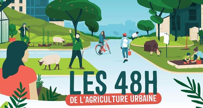Les 48h de l'agriculture urbaine à Marseille