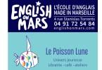 English on mars au Poisson Lune
