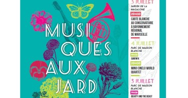 Musiques aux Jardins 2019