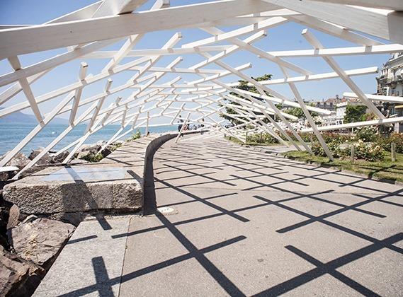 La Transumante - Johann Le Guillerm - Porte d'Aix, Marseille