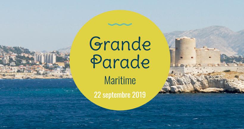 Grande Parade Maritime, septembre en mer