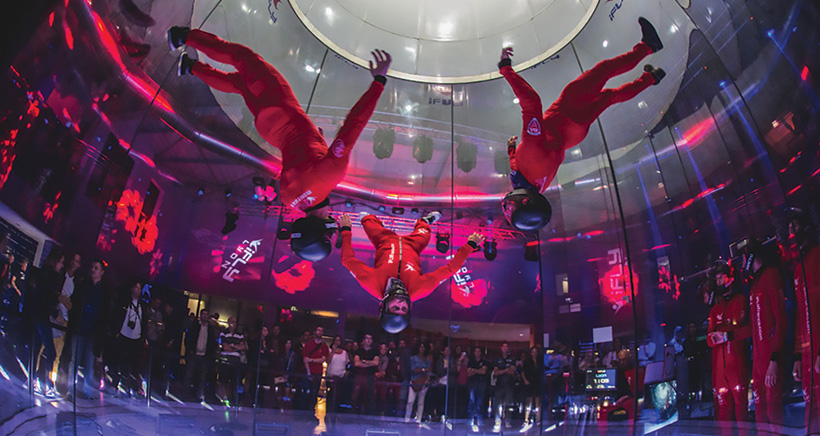 Ifly aix-marseille, sensations fortes