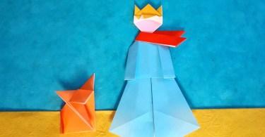 Atelier d'Origami Petit Prince