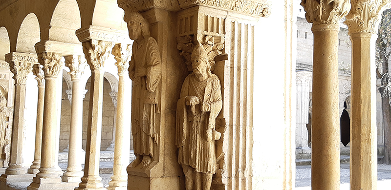 Arles les monuments à voir