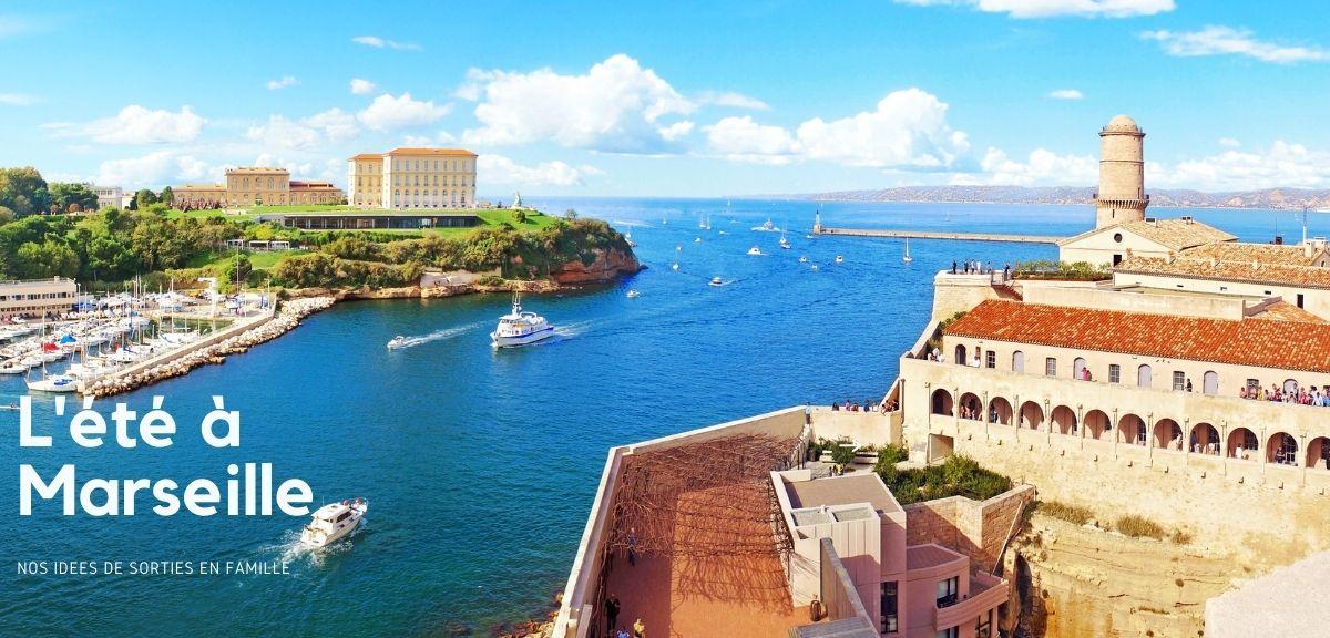 Que faire cet été à Marseille
