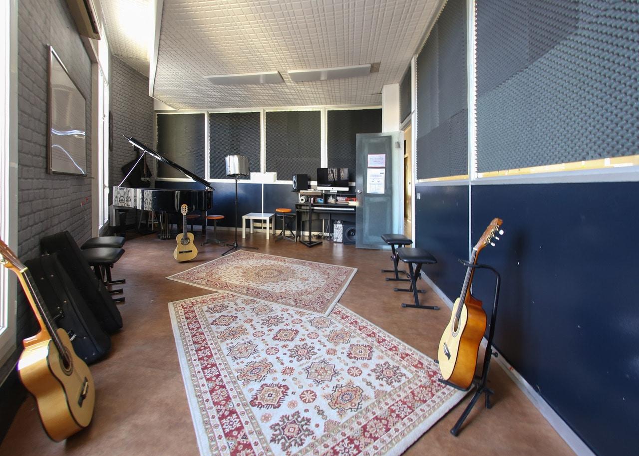 COurs musique Orchestra studio Marseille