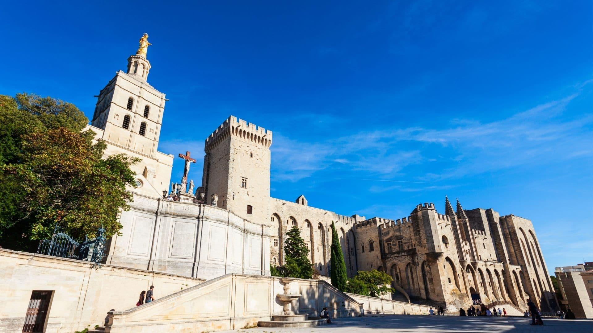 Visiter en famille le Palais des Papes d'Avignon