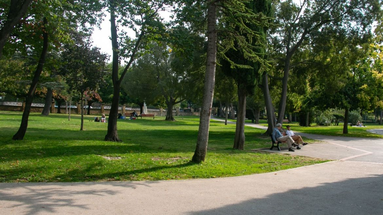 Les parcs d'Aix en Provence