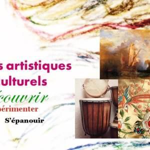 Ateliers culturels et artistiques