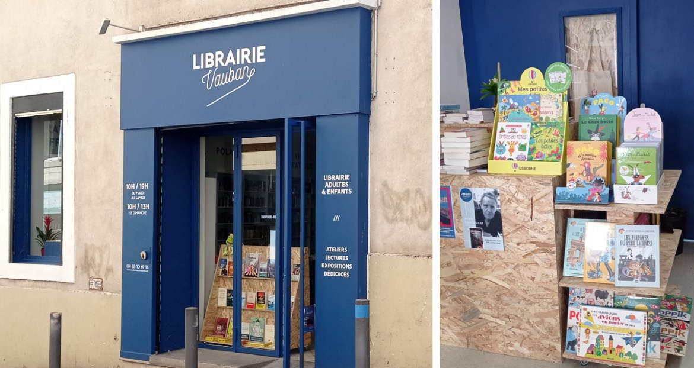 Librairie Vauban Marseille