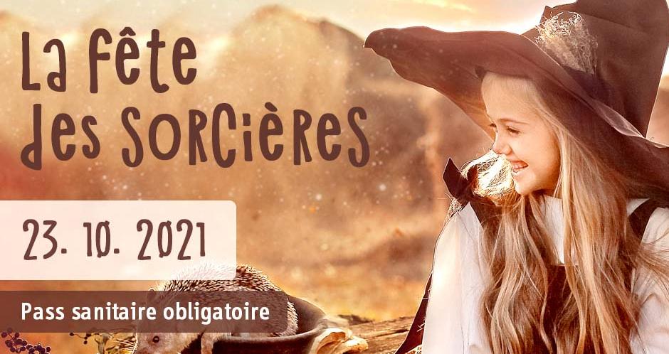 Fete des sorcieres aux Pennes Mirabeau 2021