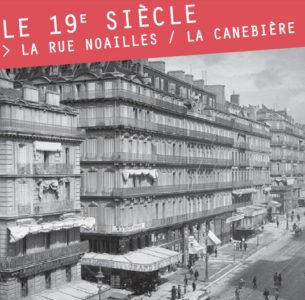 carnet balade urbaine marseille la Canebière