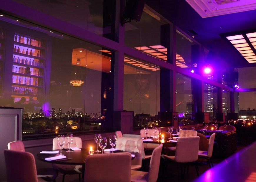 Reabre restaurante fusion do Tetto Rooftop (SP)