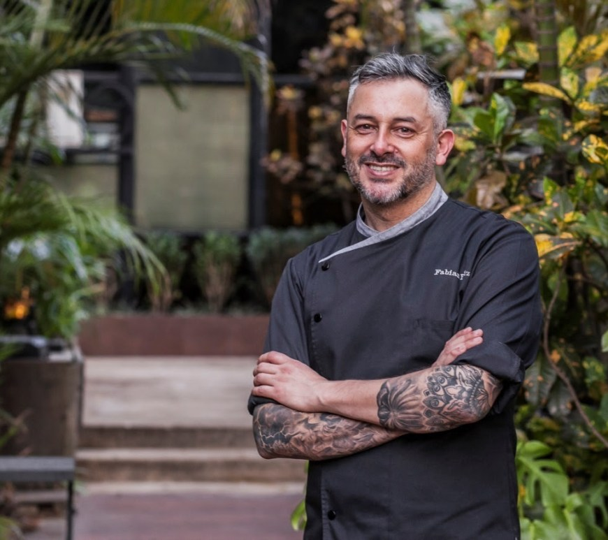 Tivoli Mofarrej São Paulo tem novo Head Chef