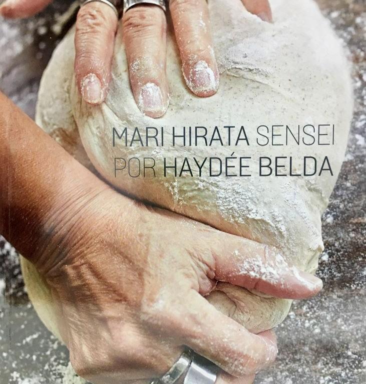 Livro sobre a chef Mari Hirata é reeditado