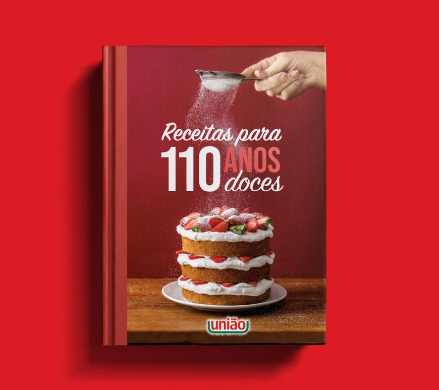 Açúcar União faz 110 anos com livro de receitas