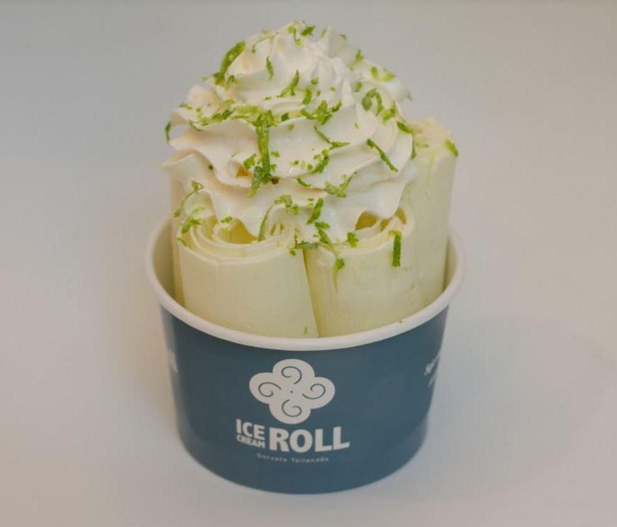 Ice Cream Roll traz novidades baseadas no limão