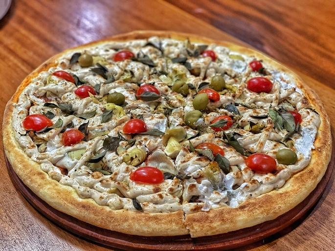 Kadalora amplia menu de pizzas veganas