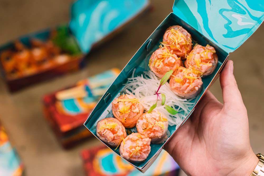 Restaurante japonês Mokai Express atua em SP