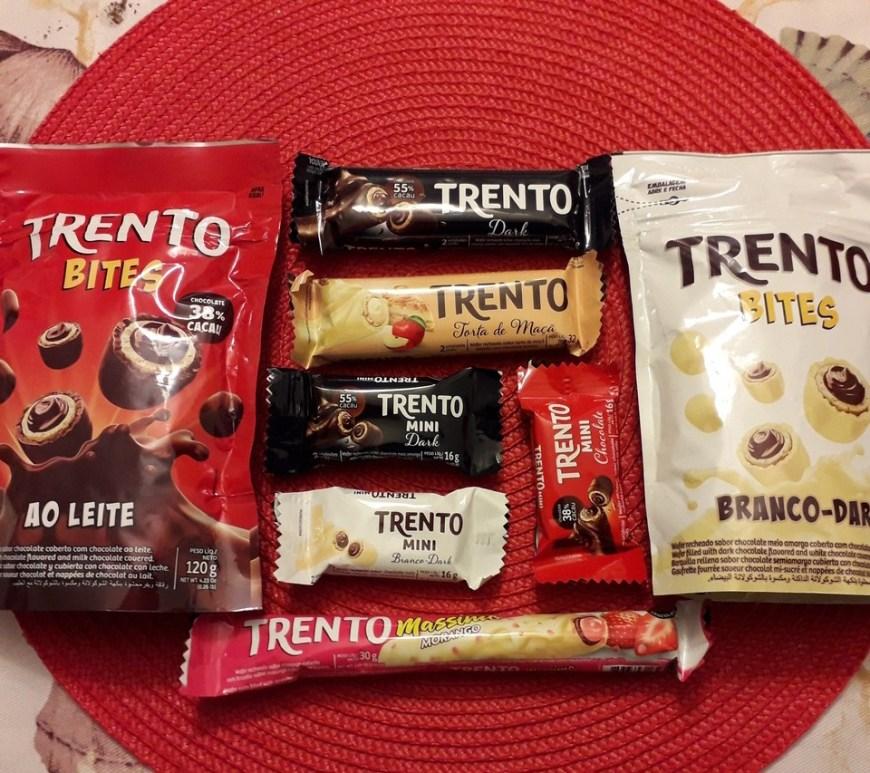 Chocolates Trento têm kits para namorados