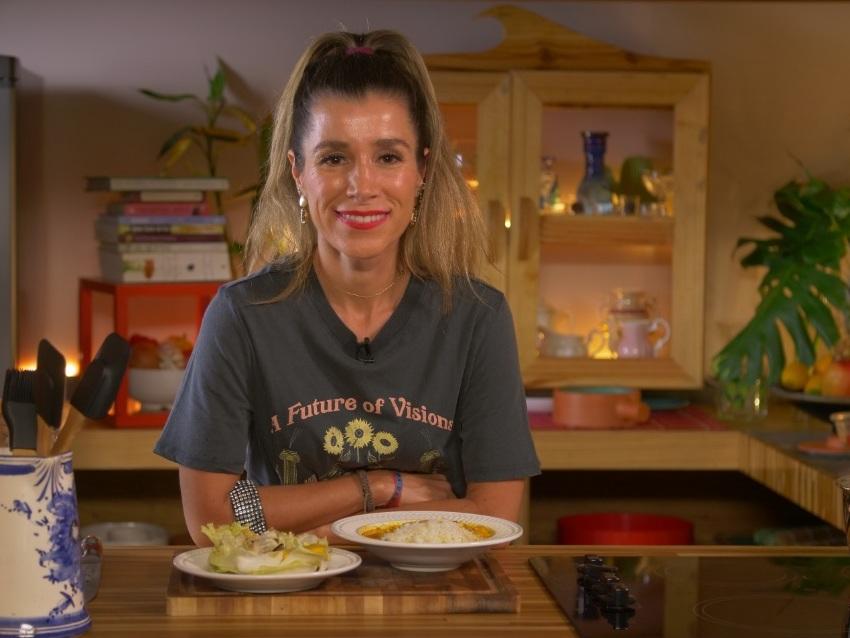 Fernanda Capobianco Cozinha Vegana Woohoo divulgacao