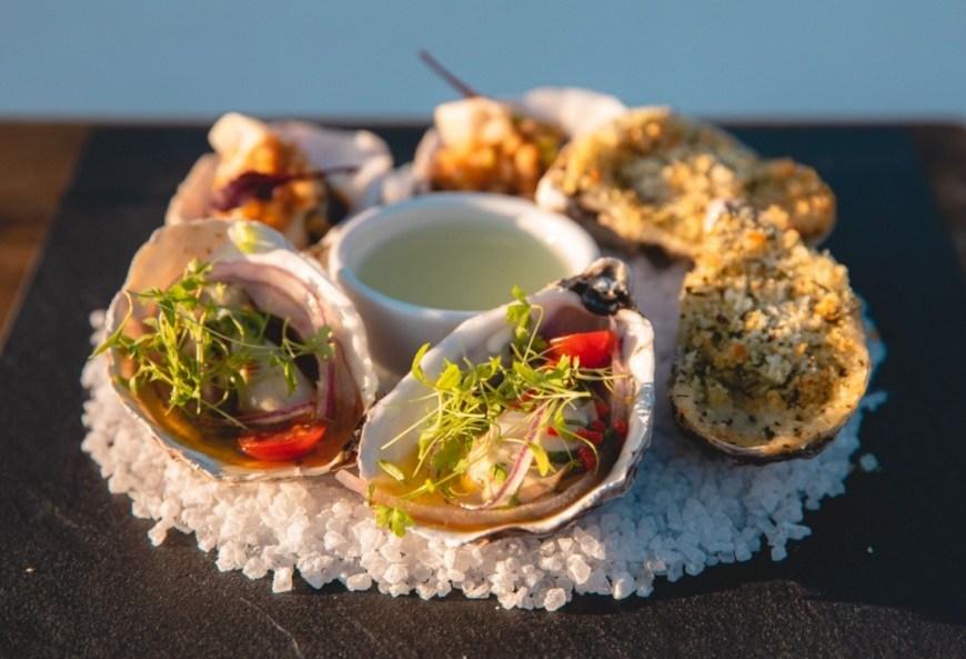 Temporada de ostras Ponta dos Ganchos 2021 1 foto