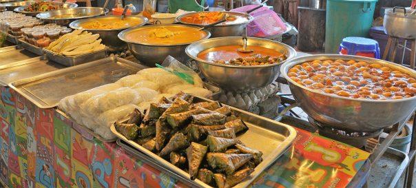Comida Thai en Bangkok