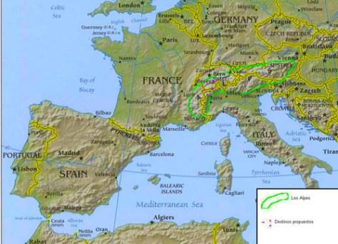 mapa.europa