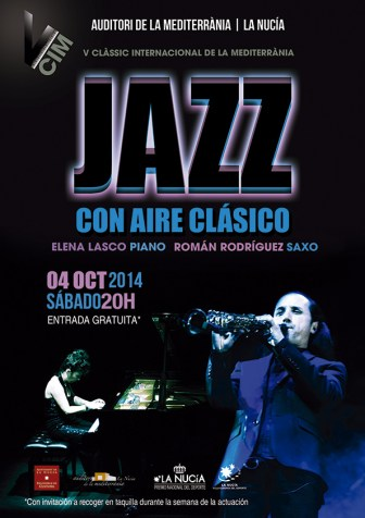 La Nucia Jazz lasco sept 2014