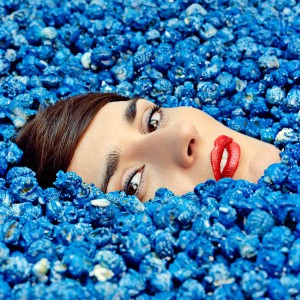 YELLE_Completement Fou_LP COVER