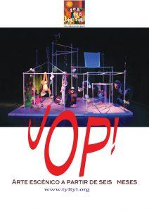Jop teatro infantil Villajoyosa