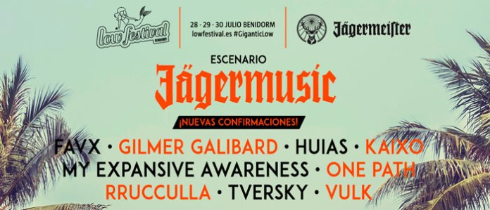 Low Festival Jägermusic