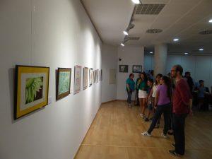 Exposicion Artistes IES La Nucia