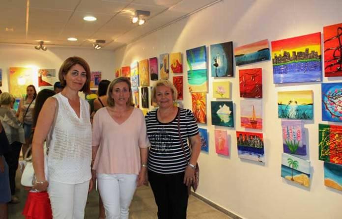 Exposición Asociación Puig Campana Art
