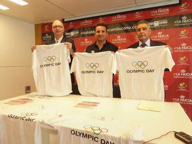 Día Olímpico en La Nucía